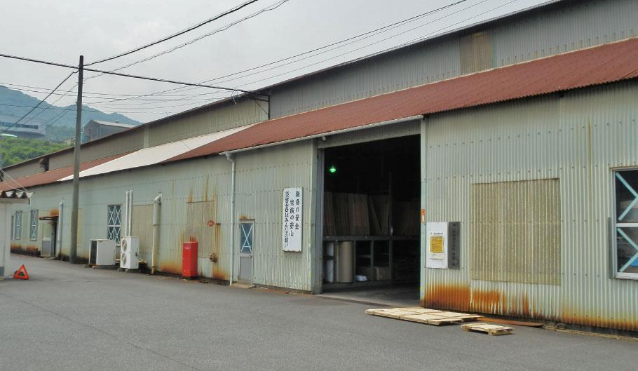 製造部/奈切工場